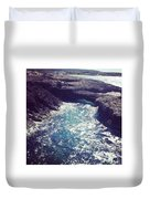 Northern Seas Duvet Cover
