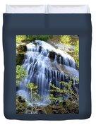Northfork Falls Duvet Cover