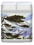 Northwest Majesty Duvet Cover