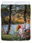 Nostalgia Autumn Duvet Cover