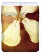 Nostalgic Wildflowers Duvet Cover