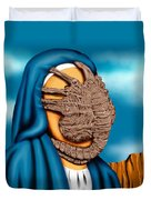 Not So Immaculate Conception Duvet Cover