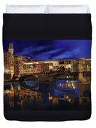 Notturno Fiorentino Duvet Cover