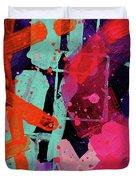 Nova Abstract Duvet Cover