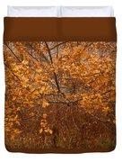 November Oak Duvet Cover