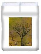 November Tree Duvet Cover