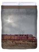 Ns 8104 Lehigh Valley At Booneville In Duvet Cover