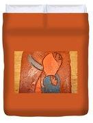 Nsitula - Tile Duvet Cover