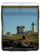 Nubble Light 4 Duvet Cover