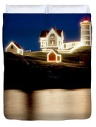 Nubble Stars Duvet Cover