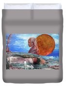 Nubian Dream  Duvet Cover