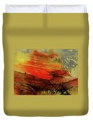 Nuclear Wind Duvet Cover