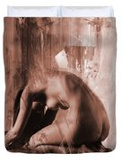 Nude 030a Duvet Cover