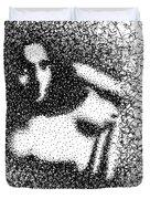 Nude 1045 Duvet Cover
