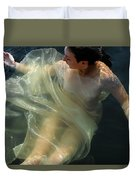 Embracing Pleasure Duvet Cover