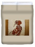 Nude 5 - Tile Duvet Cover