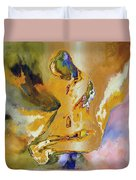 Nude Pose IIi Duvet Cover
