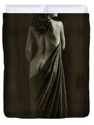 Nude Young Woman 1718.500 Duvet Cover