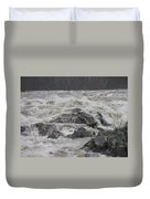 Potomac Torrent Duvet Cover