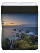 Nugget Point Duvet Cover