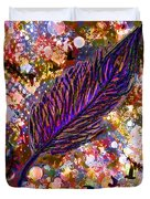 Nujabes' Feather Duvet Cover