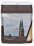 Nuremberg Nbrg075 Duvet Cover