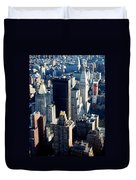 Nyc 2 Duvet Cover