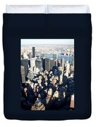 Nyc 4 Duvet Cover