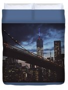 NYC Duvet Cover