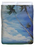 Nylon Pool Tobago. Duvet Cover