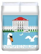 Nymphenburg Palace Duvet Cover