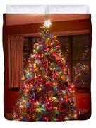 O Christmast Tree Duvet Cover