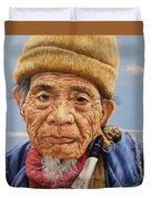 O Mr Mountain Baguio Duvet Cover