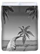 Oahu Palms Duvet Cover by Tomas del Amo - Printscapes