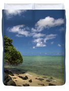 Oahu's East Coast 5 Duvet Cover