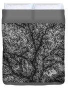 Oak Abstract Duvet Cover