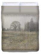 Oak Field Duvet Cover