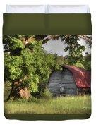 Oak Framed Barn Duvet Cover by Benanne Stiens