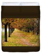 Oak Line Duvet Cover