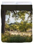 Oak Meadow Duvet Cover