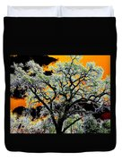 Oak Oasis Duvet Cover