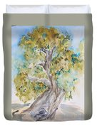 Oak Of The Golden Dream Duvet Cover