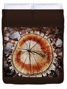 Oak Stump Duvet Cover