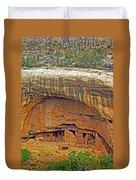 Oak Tree House - Mesa Verde Duvet Cover