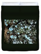 Oak Tree Three Duvet Cover