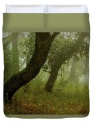 Oaks Off The Trail Duvet Cover