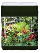 Oasis Jungle Duvet Cover