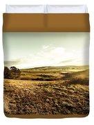 Oatlands Rolling Hills Duvet Cover