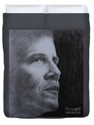 Obama Duvet Cover by Lise PICHE