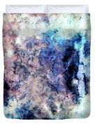 Obscured By Clouds Duvet Cover